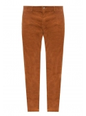 Trousers brown corduroy cotton