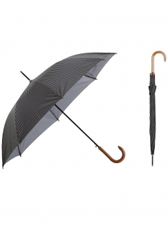 Umbrella KRAGO Wooden Black