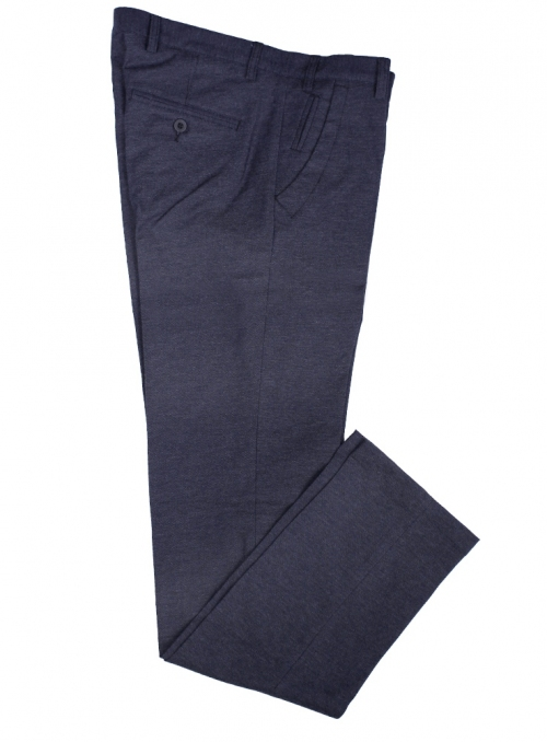 Men's trousers are melange