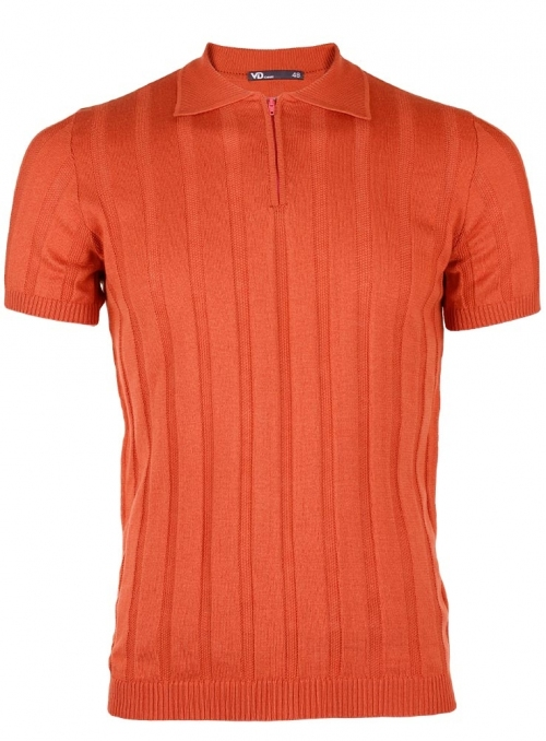 Men's ginger polo