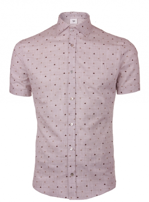 Men's beige shirt