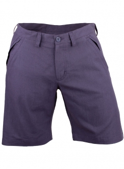 Men's navy shorts