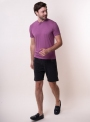 Men's rasberry t-shirt