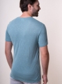 Men's petrol t-shirt
