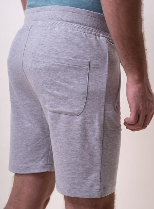 Men's grey shorts