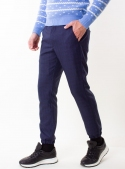 Men's trousers navy blue