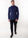 Jacket knitted